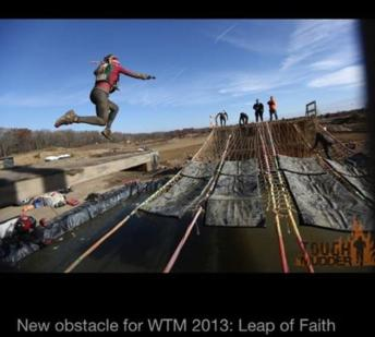 TM Leap of Faith